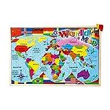 small foot company 1148 - Puzzle Carta Geografica