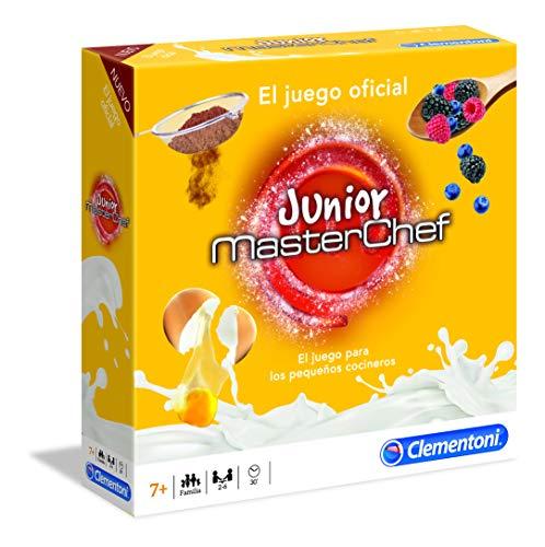 Clementoni Juego De Mesa Masterchef Junior, (55245)