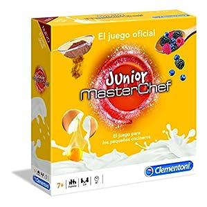 Clementoni-Juego de Mesa Masterchef Junior, Multicolor (552450)