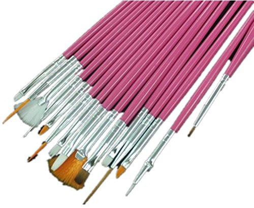 nail-art-accessoires-professionnel-kolylong-15-pc-nail-art-acrylique-gel-pinceau-design-set-peinture