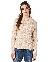 TOM TAILOR Denim Femmes Pull-over tricoté