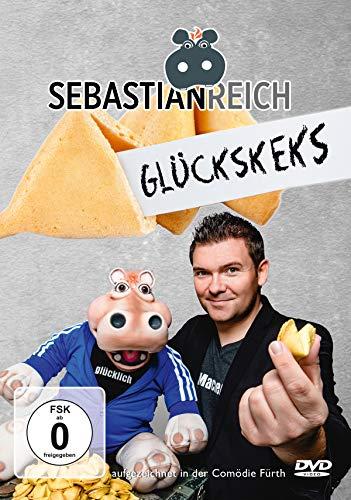 Sebastian Reich & Amanda - Glückskeks: Soloprogramm, Nilpferd-Comedy, Bauchreden