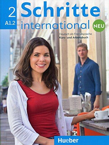 Schritte international neu deutsch als fremdsprache kursbuch - arbeitsbuch per le scuole superiori con cd audio con