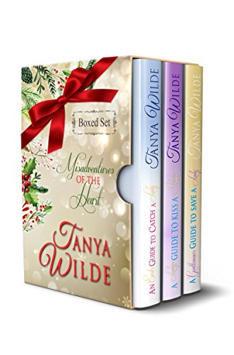 Misadventures Of The Heart Boxed Set: Christmas Edition (English Edition)