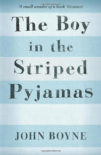 Book cover for The Boy in the Striped Pyjamas