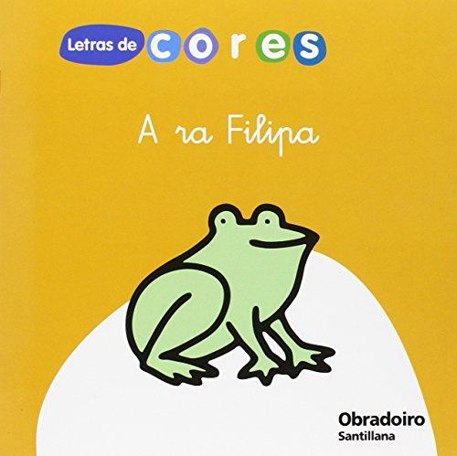 Letras de cores, lectoescritura, Educación Infantil. Caderno 4 - 9788482249582