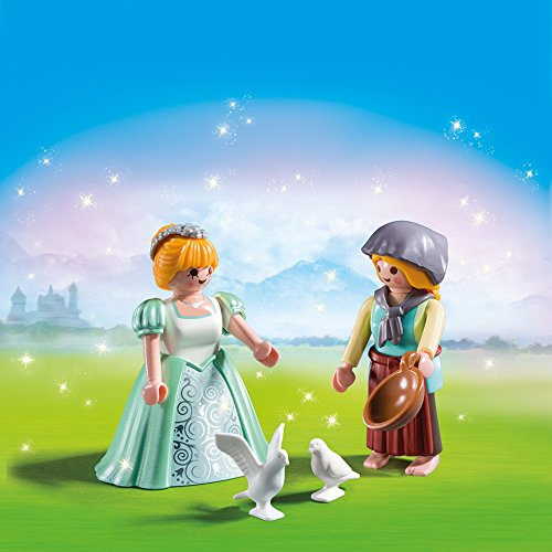 Playmobil Duo Pack   Duo Pack Princesa y Granjera (6843)