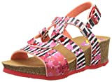 Desigual Girls' Wedge Bi Heels Sandals