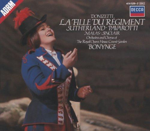 Donizetti: La fille du régimen...