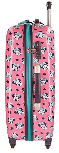 Disney Wink Kindergepäck, 67 cm, 97 liters, Rosa