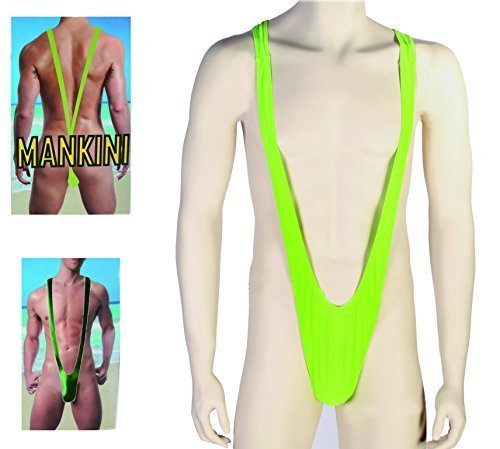 Mankini – Mens, Mans, Gents, His, Him Most, Top, Best Popular Present, Gift Ideas For Birthday, Christmas, Xmas by Kenzies Gifts