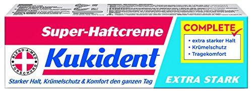 Kukident Super-Haftcreme Extra Stark Complete - 40ml - 2x