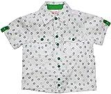 FS Mini Klub Baby-Boys' Cotton Shirt (88TBTSH0656 GREEN PRINT, Green, 18 - 24 Months)