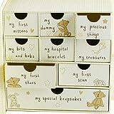 Baby Box für Andenken und Erinnerungen