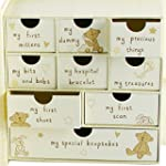 'My Special Keepsakes' Box in Yellow...