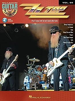 ZZ Top Songbook: Guitar Play-Along Volume 99 par [ZZ Top]