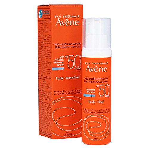 Avène Sonnenfluid SPF 50+, 50 ml Fluid