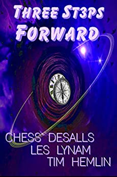 3 St3ps Forward by [Desalls, Chess, Lynam, Les, Hemlin, Tim]