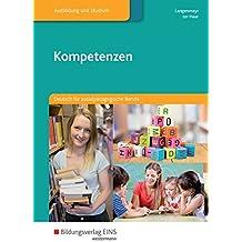 Kompetenzen: Deutsch für sozialpädagogische Berufe: Schülerband