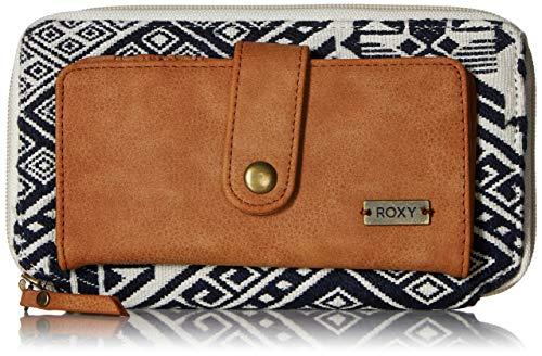 Roxy Geldbörsen Wallets (Roxy Damen Wallet Natural State Geldbörse, dress blues, Einheitsgröße)