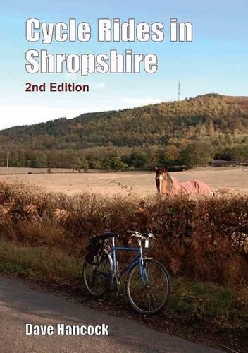 Cycle Rides in Shropshire por Dave Hancock