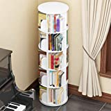 REGAL DINJUEN Kreative 360 ° drehbare Bücherregal Moderne minimalistische Einfache Student Etage Bücherregal (größe : 150cm)