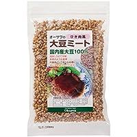 Osawa de carne de soya (picada similar a la carne)