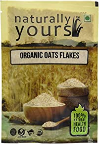 Naturally Yours Oat Flakes, 600g (Pack of 3)