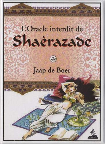 L'oracle interdit de Shérazade : Avec 77 cartes oracles