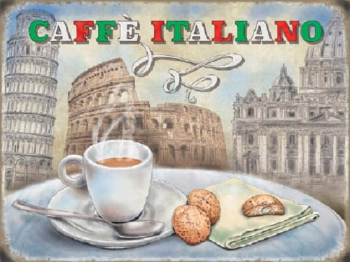 caffe-italiano-coffee-food-drink-cafe-shop-kitchen-diner-large-metal-steel-wall-sign