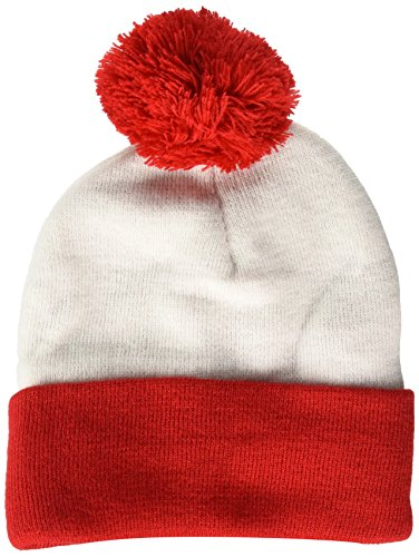 Beechfield Unisex B451. owh-bre Snowstar Two-Tone Beanie, Schwarz, One size