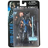 Mortal Kombat X Actionfigur Sub Zero 10 cm