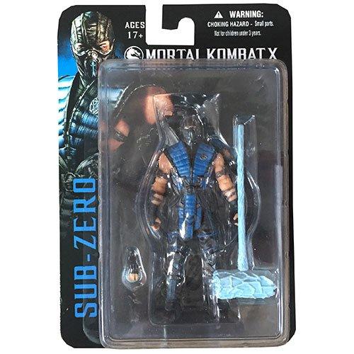 Mortal Kombat X Figura Sub Zero 10 cm