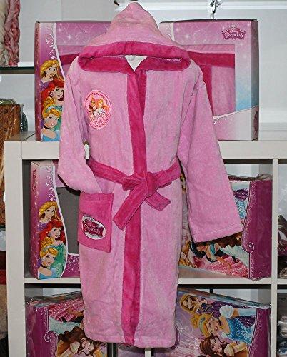 Novia Albornoz Princesas Disney niña 2/3años con Capucha Original