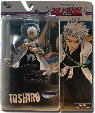 Bleach Toynami Series 4 Action Figure-Toshiro Hitsugaya with Hyorinmaru 1