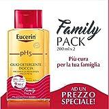 Eucerin Bipack Olio Detergente Doccia - 60 gr