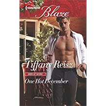 One Hot December (Men at Work Book 920) (English Edition)