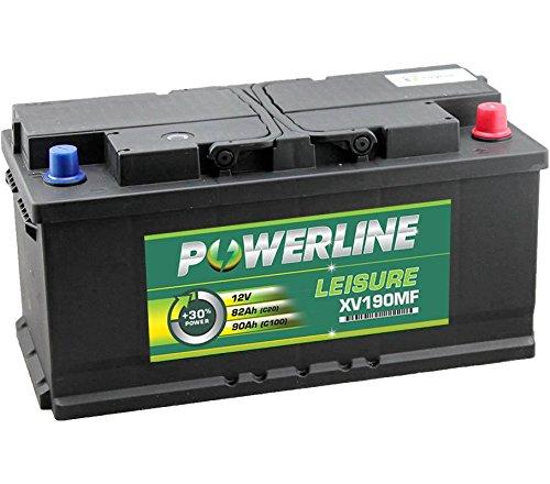 Preisvergleich Produktbild XV190MF Powerline Versorgerbatterie 12V