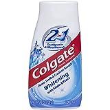 Colgate - Dentifrice 2 En - 1 Blanchiment Avec Détachant - 4.6 Oz