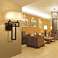 GYY Light Nuovo classico cinese luci a parete Hotel tessuti