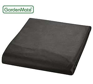 Gardenmate 2m x 5m telo pacciamatura e anti erbacce di - Telo tessuto non tessuto giardino ...