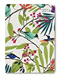 Ladytimer Ringbuch Nature Art 2016 - Taschenplaner/Taschenkalender A5 - Collegetimer/Schülerkalender - Weekly - Ringbindung - 128 Seiten