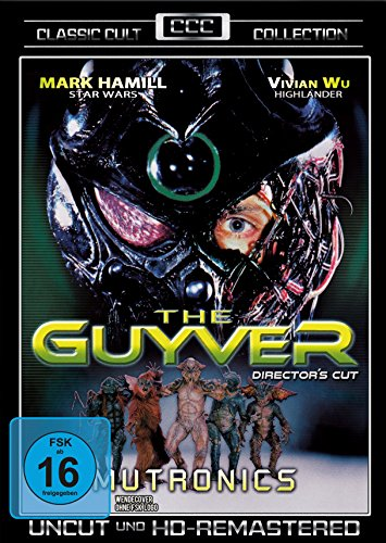 The Guyver - Uncut/Remastered Edition - Classic Cult Collection