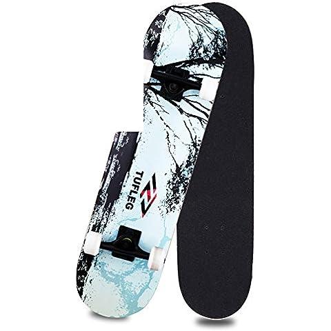 Quattro ruote skateboard/Doppio bilanciere/Schede di pennello/Adulto Scooter/Autostrada skateboards/Scooter-N