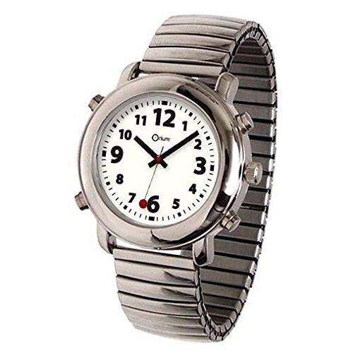 orium-sprechende-damen-armbanduhr-aus-metall