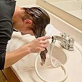 Ducha de mano, multifuncional, para perro, mascota, gato, cabezal de ducha con manguera de ba?o, para fregadero, lavado del pelo de mascota