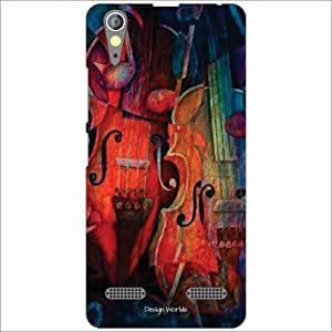 Design Worlds - Lenovo A6000 Plus Designer Back Cover Case - Multicolor Pho...