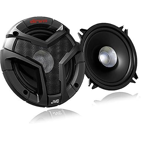 JVC CS-V518 altavoz audio - Altavoces para coche (90 Db, 200W, 25W, 13 cm, 450g, 4,4 cm)
