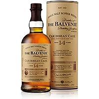 The Balvenie Carribean Cask Single Malt Scotch Whisky 14 Jahre (1 x 0.7 l)