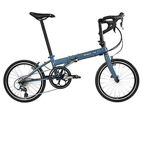 Dahon Faltrad Speed D30 30 Gang Pigeon 20 Zoll Klapp Fahrrad Faltrahmen Faltbar Kettenschaltung, 942256